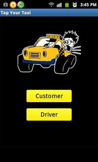 Tap Your Taxi