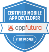 Appfutura badge